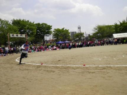 福田学区運動会